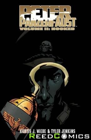 Peter Panzerfaust Volume 2 Hooked Graphic Novel