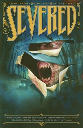 Severed Graphic Novel