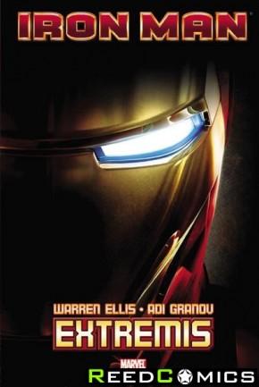 Iron Man Extremis Graphic Novel