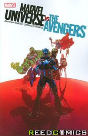 Marvel Universe vs. The Avengers Graphic Novel