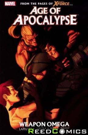 Age of Apocalypse Volume 2 Weapon Omega Graphic Novel