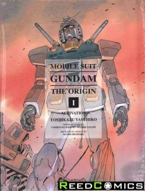 Mobile Suit Gundam Origin Volume 1 Hardcover