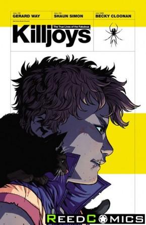 True Lives of the Fabulous Killjoys Graphic Novel