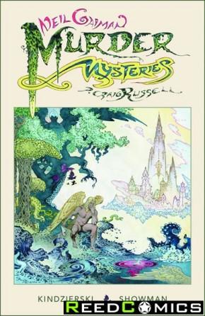 Murder Mysteries Hardcover