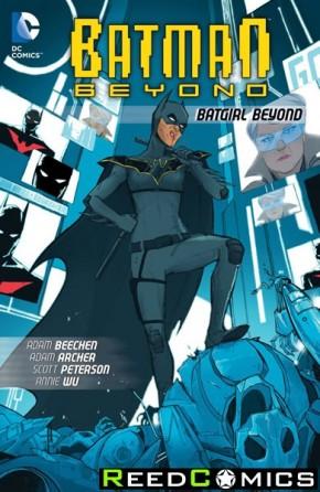 Batman Beyond Batgirl Beyond Graphic Novel