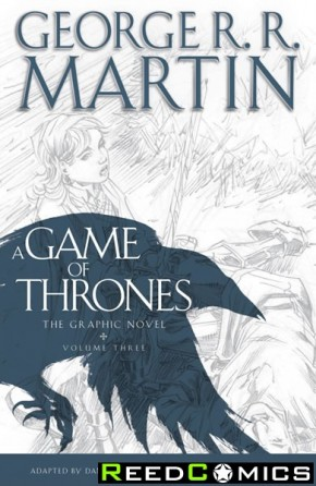 Game of Thrones Volume 3 Hardcover