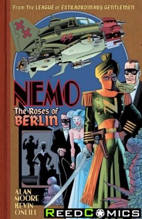 Nemo Roses of Berlin Hardcover