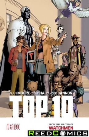 Top 10 Graphic Novel