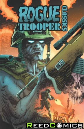 Rogue Trooper Classics Graphic Novel