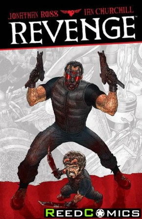 Revenge Graphic Novel