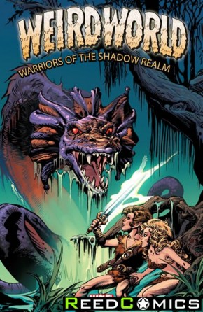 Weirdworld Warriors of the Shadow Realm Graphic Novel