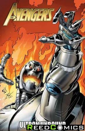 Avengers Ultron Unbound Graphic Novel