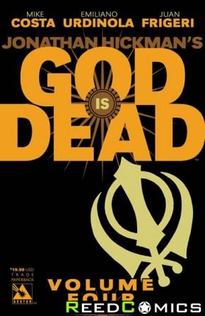 God is Dead Volume 4 Graphic Novel
