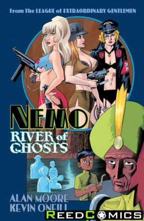 Nemo River of Ghosts Hardcover