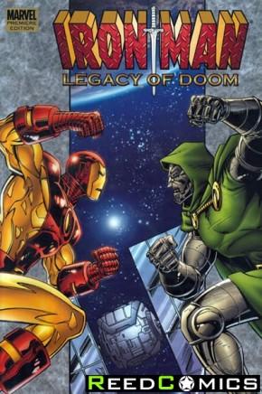 Iron Man Legacy of Doom Premiere Hardcover
