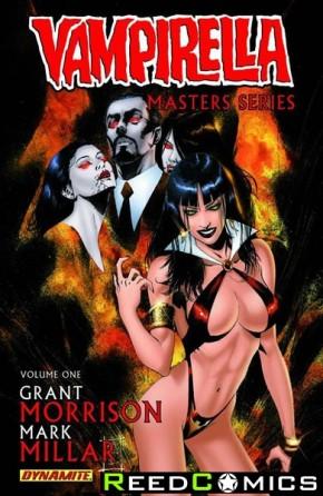 Vampirella Masters Series Volume 1 Grant Morrison Graphic Novel