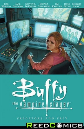 Buffy Vampire Slayer Volume 5 Predators And Prey Graphic Novel