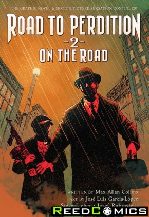 Road To Perdition 2 On The Road Graphic Novel