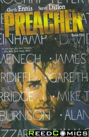 Preacher Book 5 Hardcover