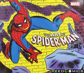 Art of Spiderman Classic Hardcover