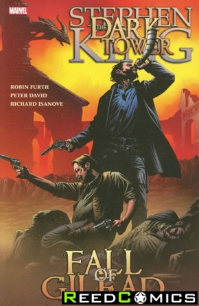 Dark Tower Fall of Gilead Graphic Novel