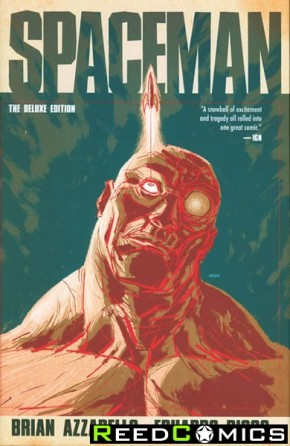 Spaceman Deluxe Edition Hardcover