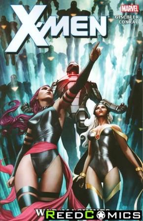 X-Men War Machines Graphic Novel