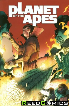 Planet of the Apes Volume 3 Graphic Novel