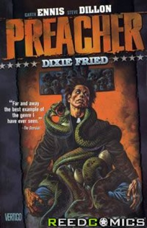 Preacher Volume 5 Dixie Fried Graphic Novel