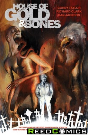 House of Gold and Bones Graphic Novel