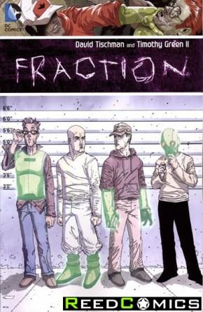 Fraction Graphic Novel