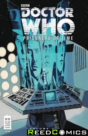 Doctor Who Prisoners of Time Volume 2 Graphic Novel