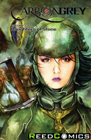 Carbon Grey Volume 2 Daughters of Stone Graphic Novel