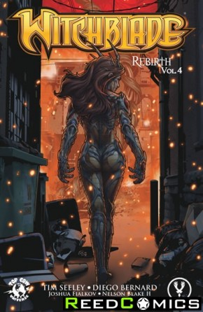 Witchblade Born Again Volume 1 Graphic Novel