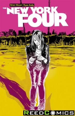 New York Four Graphic Novel