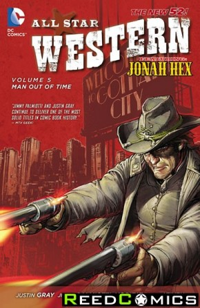 All Star Western Volume 5 Man Out of Time Graphic Novel