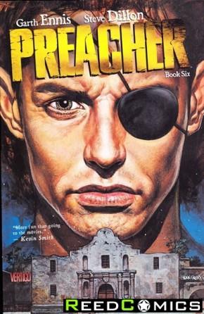 Preacher Book 6 Graphic Novel