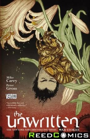 The Unwritten Volume 10 War Stories Graphic Novel