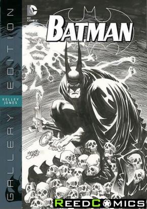 Batman Kelley Jones Gallery Edition Hardcover