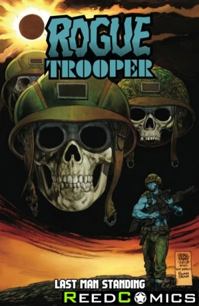 Rogue Trooper Last Man Standing Graphic Novel