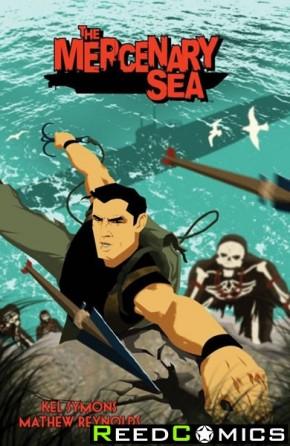 Mercenary Sea Volume 1 Graphic Novel