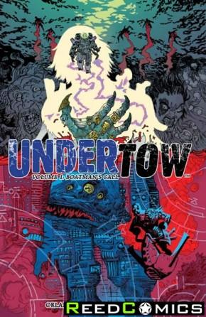 Undertow Volume 1 Boatmans Call Graphic Novel