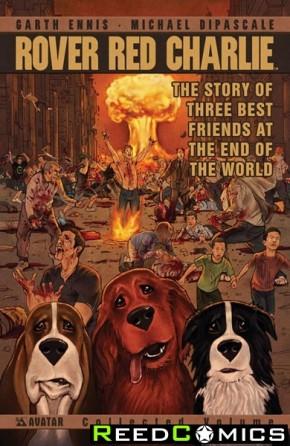 Rover Red Charlie Volume 1 Graphic Novel