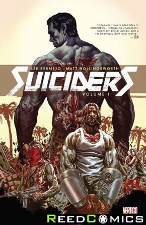 Suiciders Volume 1 Hardcover