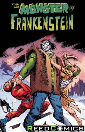 Monster of Frankenstein Graphic Novel