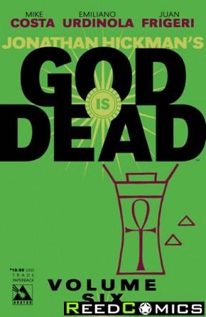 God is Dead Volume 6 Graphic Novel