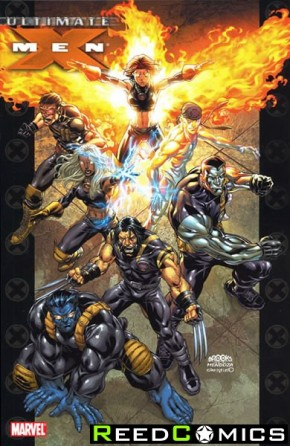 Ultimate X-Men Ultimate Collection Volume 2 Graphic Novel