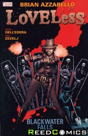 Loveless Volume 3 Blackwater Falls Graphic Novel