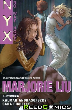 NYX Volume 2 No Way Home Graphic Novel