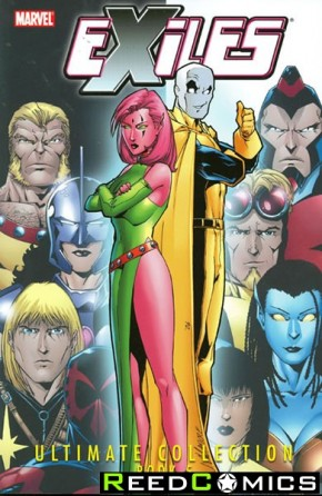 Exiles Ultimate Collection Book 5 Graphic Novel